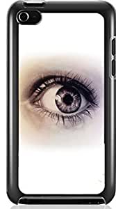 Beautiful Eye Hard Case for Apple iPod touch 4 4G 4TH ( Sugar Skull )