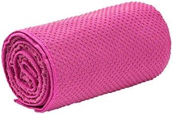LINDANIG Manta de Yoga Antideslizante Resistente al Sudor ...