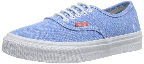 Vans Authentic Slim Shoe - Women s (Rope Lace) Malibu Blue Coral ... 4f0d609615