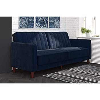 Groovy Amazon Com Modern Convertible Sofa Sleeper Contemporary Squirreltailoven Fun Painted Chair Ideas Images Squirreltailovenorg