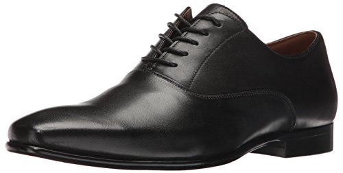 Aldo Men's Craosa Oxford, Black Leather, 9.5 D US