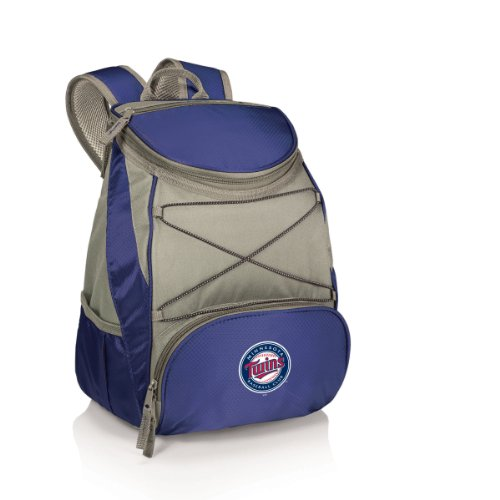 picture of MLB Minnesota Twins PTX Insulated Backpack Cooler