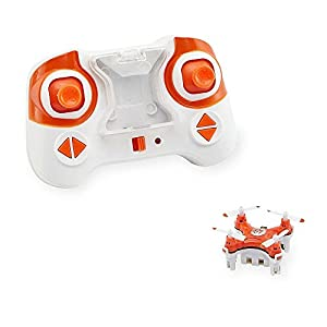 Fast Lane Radio Control FLX Nano Drone – Orange and White 41mtI8MTrQL