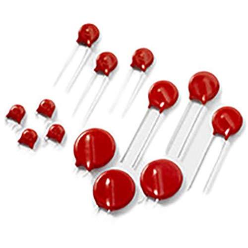 ZA Series Metal Oxide Varistor 2.59nF; Clamping 93V; Varistor 51.7V, Pack of 100 by Littelfuse (Image #1)