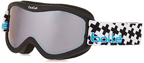 Bolle Volt Plus Goggles, Matte Black, Vermillion Gun - Bolle Googles