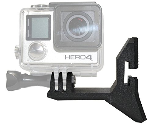 Price comparison product image Dive Mount - GoPro HERO 5,4,3,2,1 Compatible - Fits on your Dive Mask Strap - Ideal for SCUBA Diving and Snorkeling