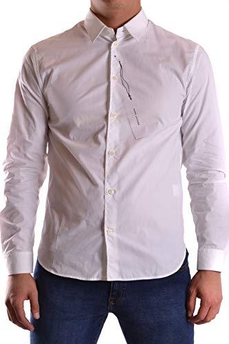 Marc Jacobs Men's Mcbi24039 White Cotton - Jacobs Marc Men Shirts