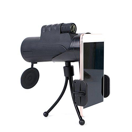Télescope Monoculaire 10X42 Télescope Extérieur Haute Puissance Télescope à Vision Nocturne Haute Définition Hd