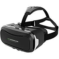 VR Headset, VersionTech 2nd 360° Viewing Immersive 3D Virtual Reality Glasses Goggle for 3D Movies Video Games, Compatible with iPhone 8/8Plus/X/7Plus/6sPlus Galaxy S8 and Other Smartphone Device