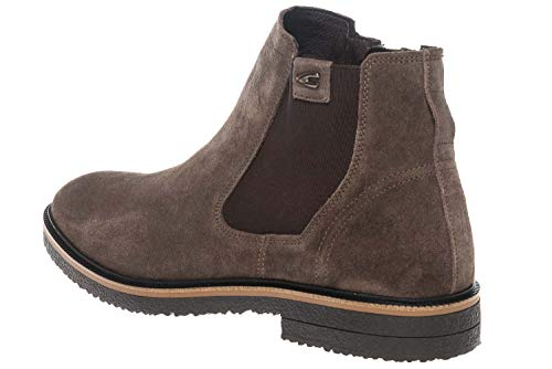 2 Homme Bottes taupe Marron Camel Trade 13 Chelsea Active x7nUOw8