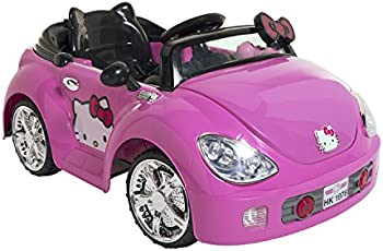 Hello Kitty Karaoke Car