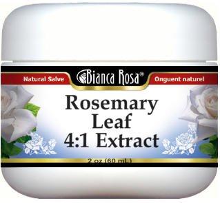 Rosemary Leaf 4:1 Extract Salve (2 oz, ZIN: 524150)