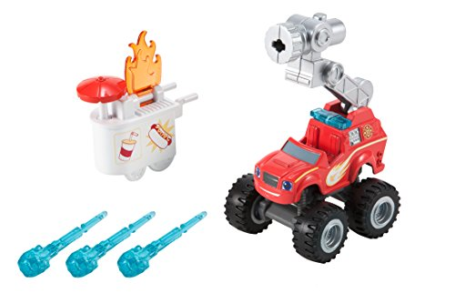 Fisher-Price Nickelodeon Blaze & the Monster Machines, Firefighting Blaze Vehicle (Fire Monster Truck)