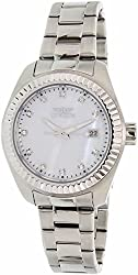 Invicta Women's Specialty 20351 Silver Stainless-Steel Quartz Watch