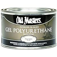 Old Masters 85108 Pt Gel Polyurethane by Old Masters