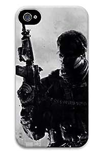 Call of duty modern warfare PC Hard new iphone 4 case for boys