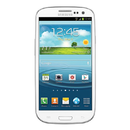 Samsung Galaxy S III 16GB SPH-L710 Marble White - Sprint by Samsung