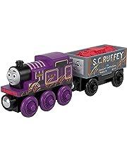 Thomas & Friends Wood Ryan Engine & S.C. Ruffey Cargo Set
