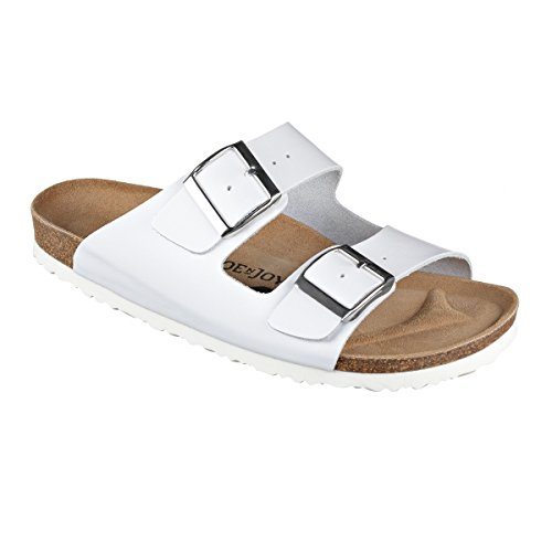 JOE N JOYCE London Sandalen White