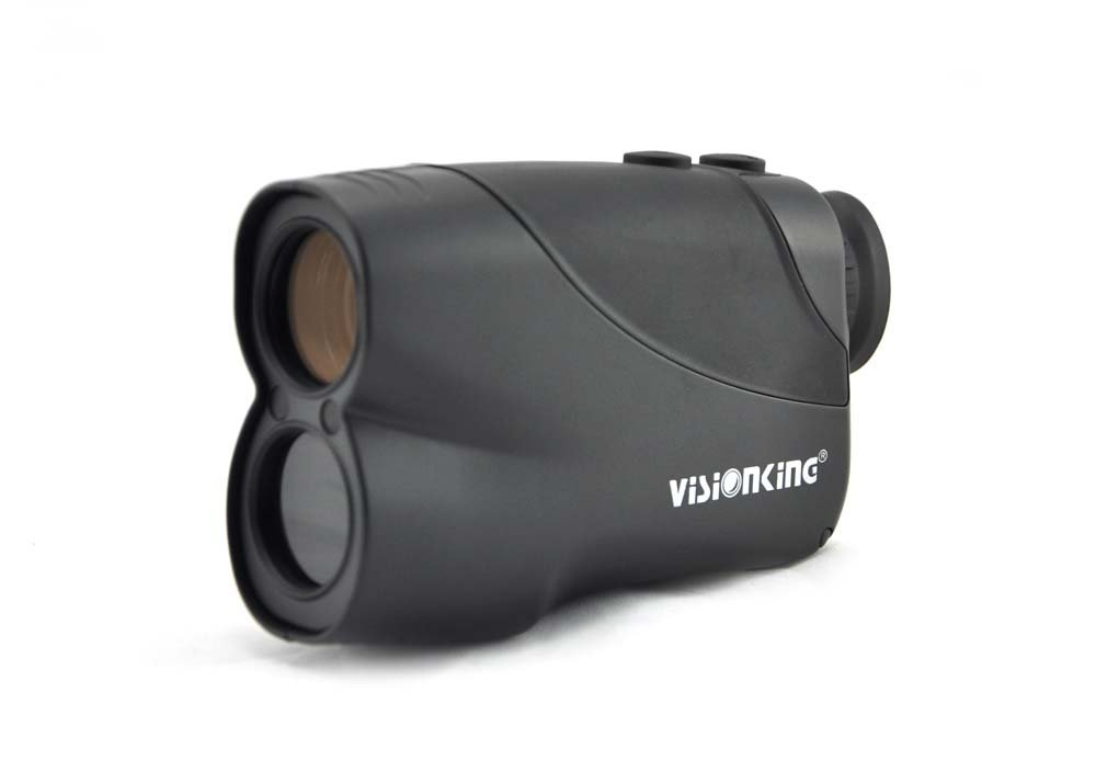 Visionking Range Finder 6x25 Laser Rangefinder 800 meter yards Hunting Gulf Rain (Black)