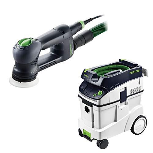 Festool RO90 Multi-Purpose Sander + CT 48 Dust Extractor Package