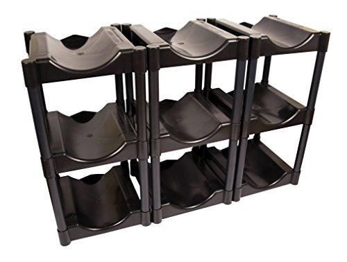 5 gallon water jug storage rack - 4