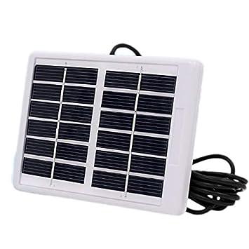 TOOGOO 6V 1.2W Panel solar policristalino Modulo de celda ...
