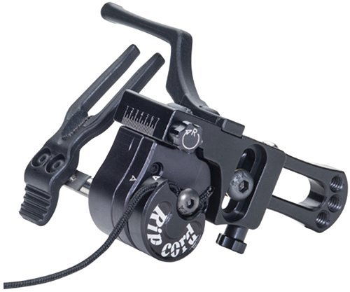 Ripcord Max Micro Arrow Rest RH Black