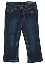 Rocawear Infant Boys Boot Cut Denim Jeans (12M)