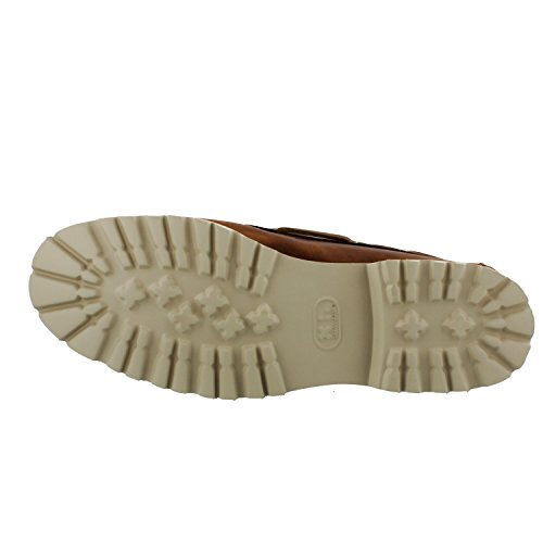 Timberland Chilmark 3 Eye Handsewn, Chaussures Bateau Homme Marron (Medium Brown Full Grain P01)