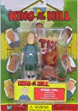 King of the Hill Bobby Hill 5-Inch Action Figure with Dog