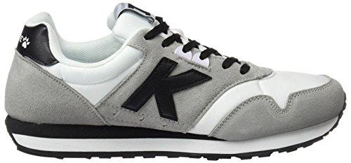 Negro K Gris para Zapatillas Blanco 37 Hombre Kelme fdxaOq0wd