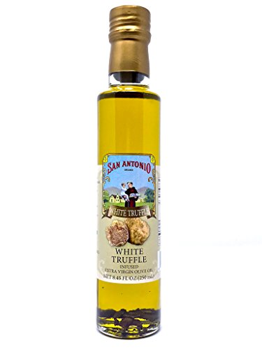 Italian White Truffle Extra Virgin Olive Oil, 8.45 Ounce, (250ml), From Italy ()