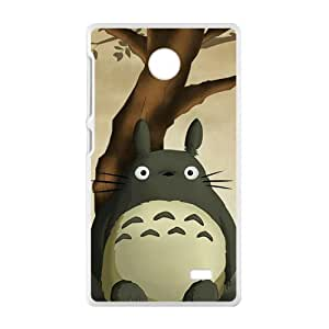 Malcolm Lovely Totoro Cell Phone Case for Nokia Lumia X