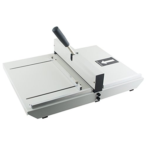 Vinmax Manual Creasing Machine 350mm Manual Scoring Paper Creasing Machine Desktop Paper Card Creaser Scorer (Shipping from US) by Vinmax