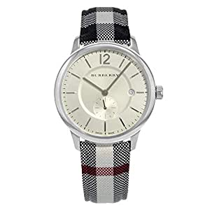 Amazon.com: Burberry Horeseferry Reloj de cuarzo macho ...