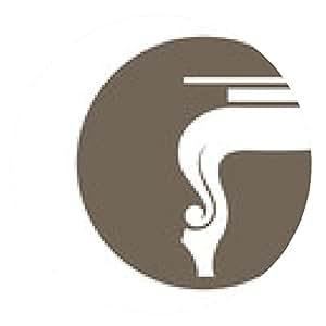 alfombrilla de ratón Muebles, M logotipo de la letra - ronda - 20cm