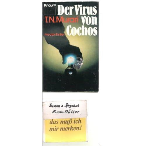 Der Virus Von Cochos T.N. Murari