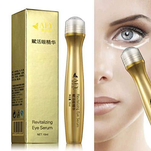 Gold Collagen Essence Eye Cream Anti Dark Circle Wrinkle Repairing
