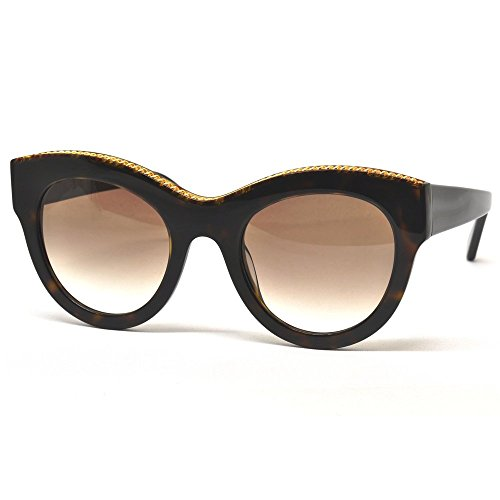 Stella McCartney SC0018S-004 AVANA / BROWN / AVANA - Stella Sunglasses