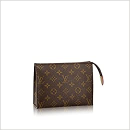 29479c59326c Louis Vuitton Monogram Canvas Toiletry Pouch 19 M47544  Amazon.com  Books