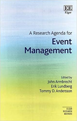 Amazon.com: A Research Agenda for Event Management (Elgar ...