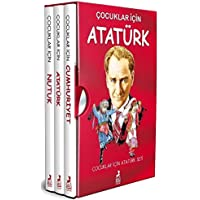 Çocuklar İçin Atatürk Seti - 3 Kitap Set