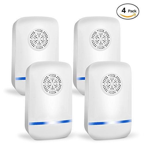 Wahom Ultrasonic Pest Repellent - Electronic Pest Repeller C