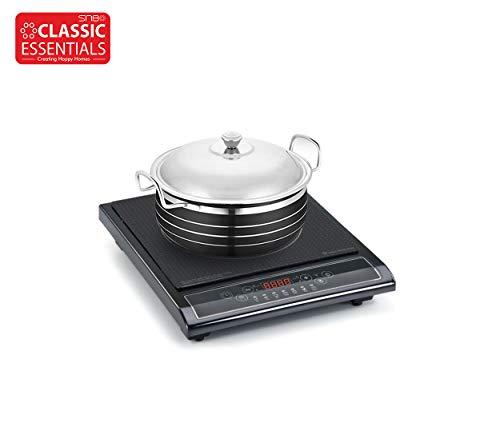Classic-Essentials-Stainless-Steel-Handi-Set-10-Pieces-Black