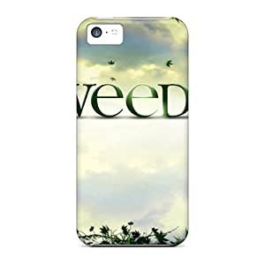 High Quality Weeds Logo Case For Iphone 5c / Perfect Case