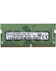 ذاكرة لابتوب سعة 8 جيجا نوع DDR4 سرعة 2400 ماركة Hynix