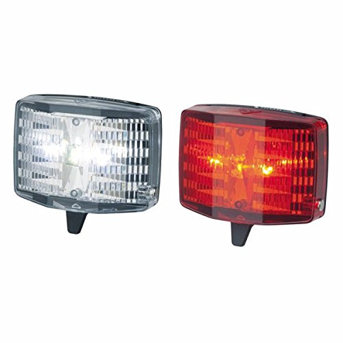 - Topeak WhiteLite and RedLite Aura Combo Light Set