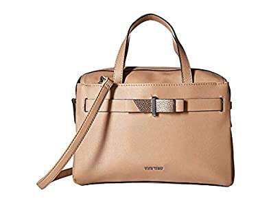 Amazon.com: Nine West Paisley Bolso para mujer, Rosa, talla ...