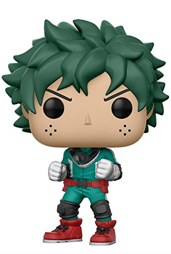 funko pop anime hero academia deku action figure